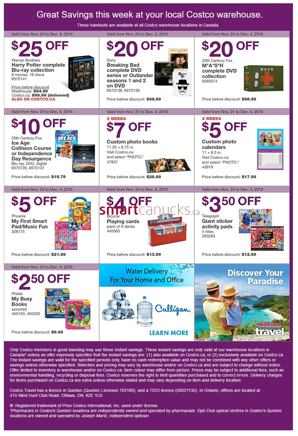 costco black friday deals access winnipeg costco weekly savings 24 to 4