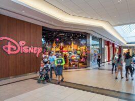 Disney Store Winnipeg